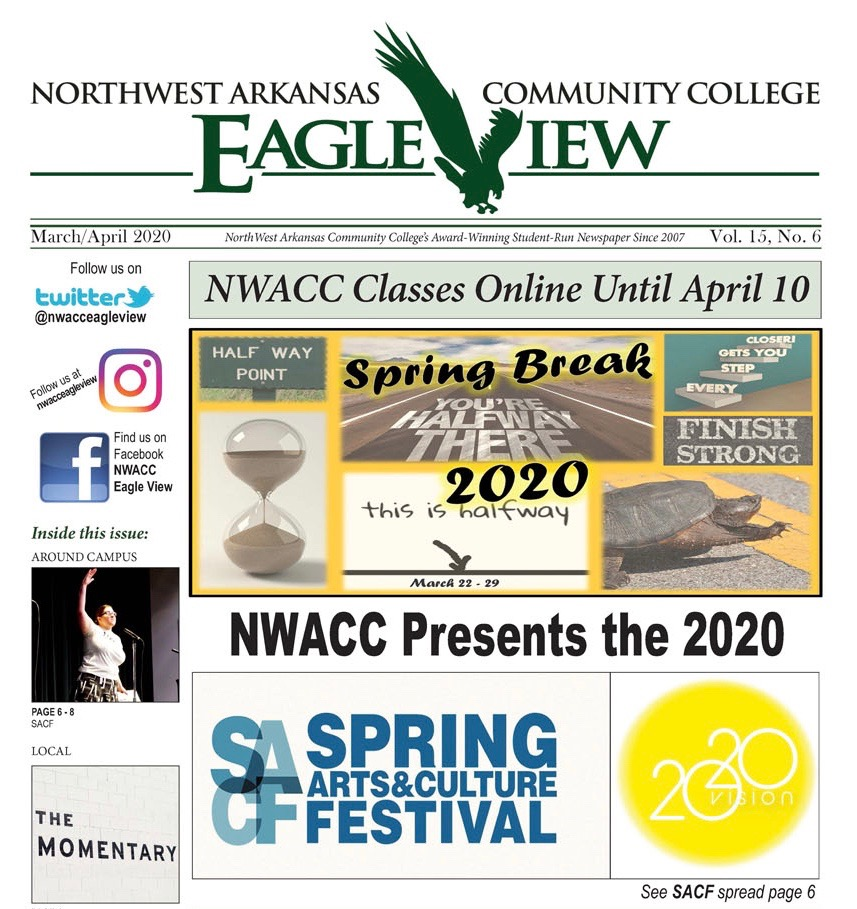 Eagle View Newspaper Archive